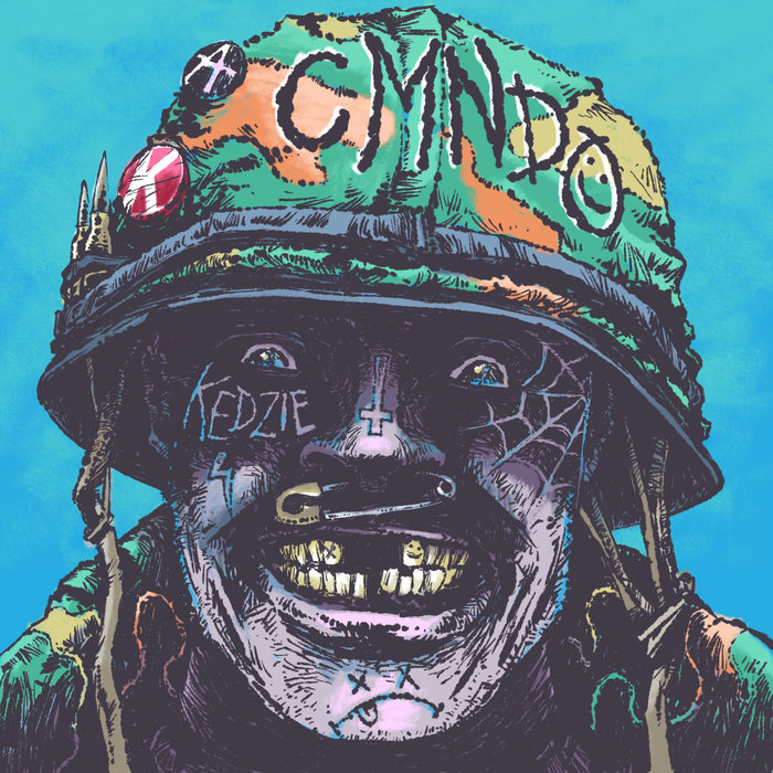 KEDZIE - CMNDO (Explicit)