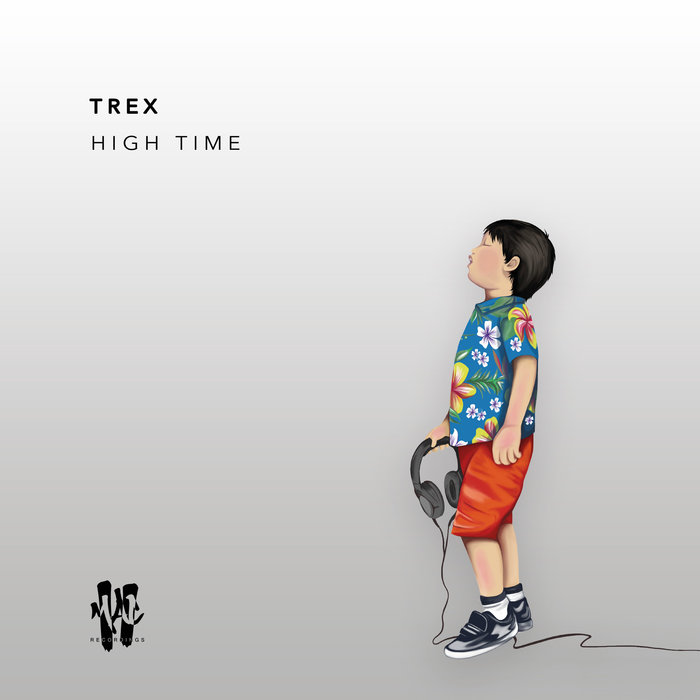 TREX - High Time LP