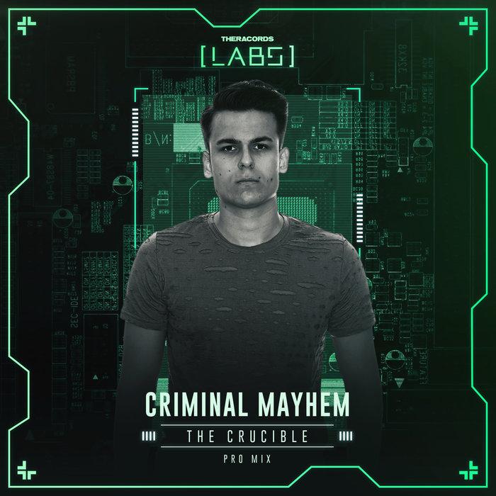 CRIMINAL MAYHEM - The Crucible
