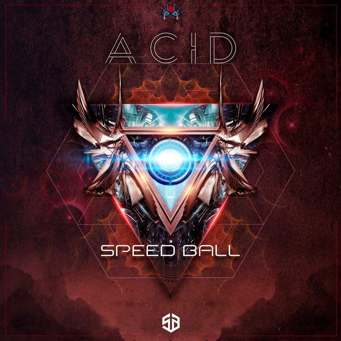 SPEEDBALL - AC1D