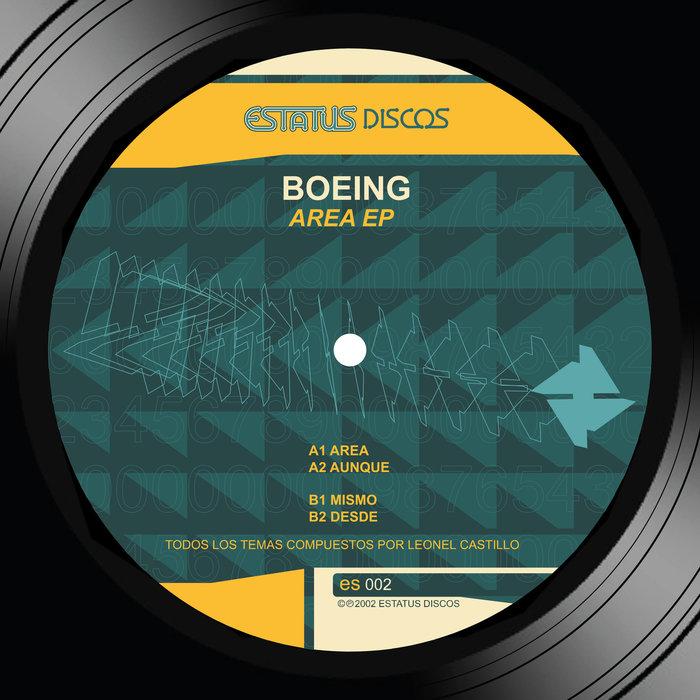 BOEING/LEONEL CASTILLO - Area EP