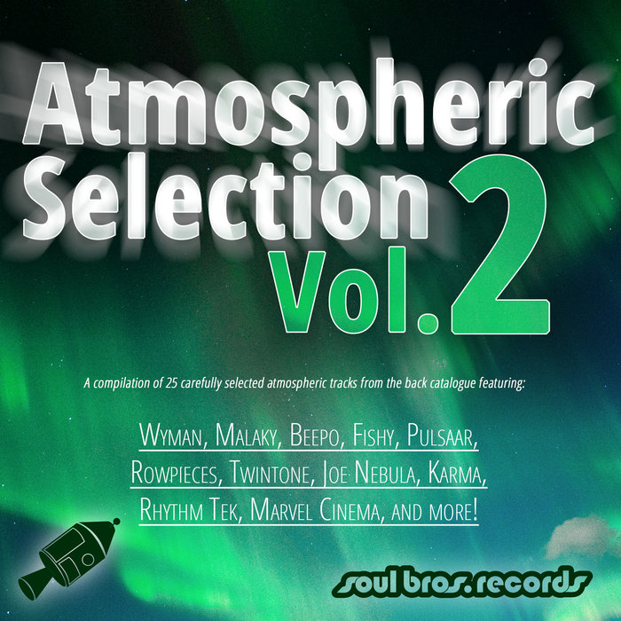 VARIOUS - Atmospheric Selection Vol 2