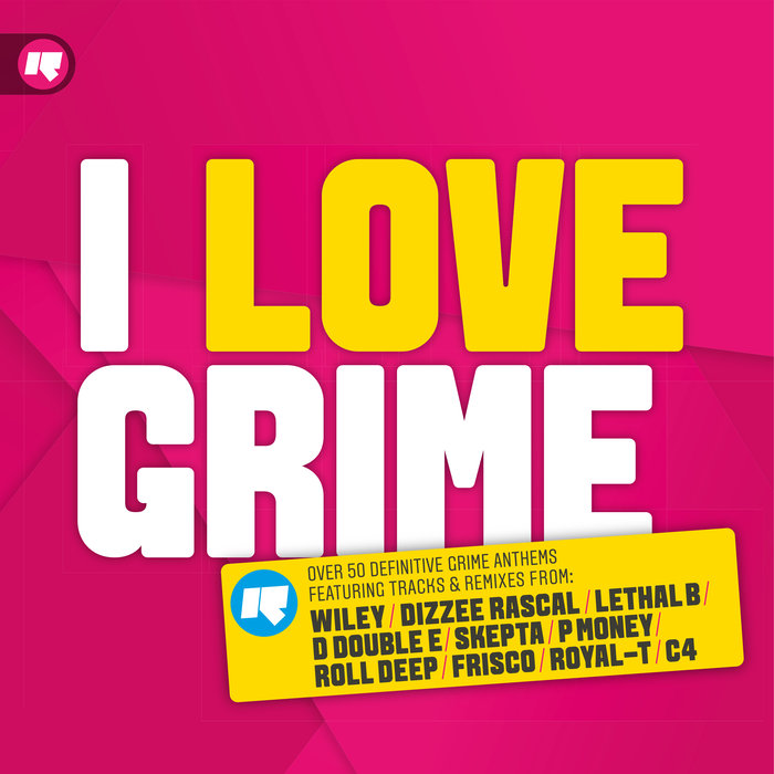 VARIOUS - I Love Grime