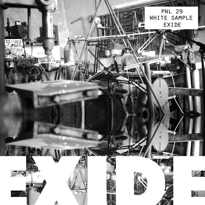 WHITE SAMPLE - Exide