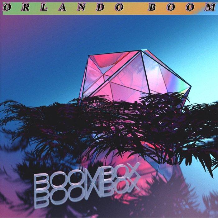 ORLANDO BOOM - Boombox