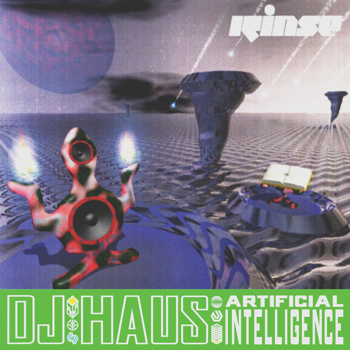 DJ HAUS - Artificial Intelligence