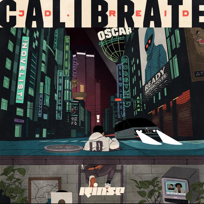 JD REID feat 808INK/OSCAR #WORLDPEACE/SLOWTHAI - Interior