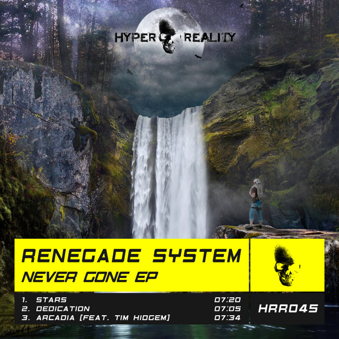 RENEGADE SYSTEM - Never Gone EP