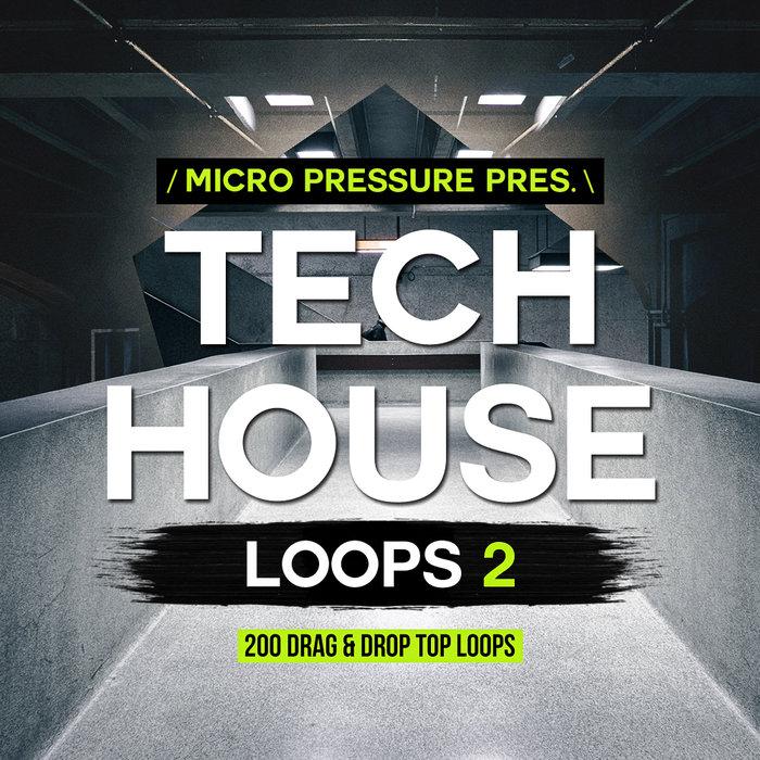 HY2ROGEN - Tech House Loops 2 (Sample Pack WAV/APPLE)