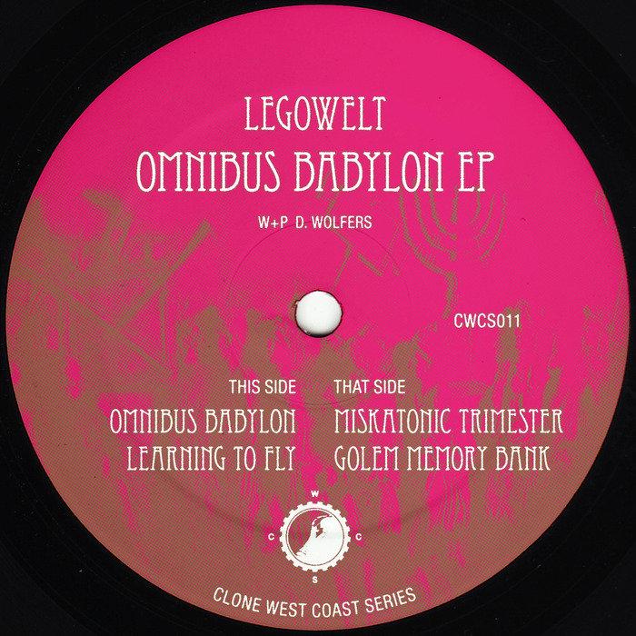 LEGOWELT - Omnibus Babylon EP