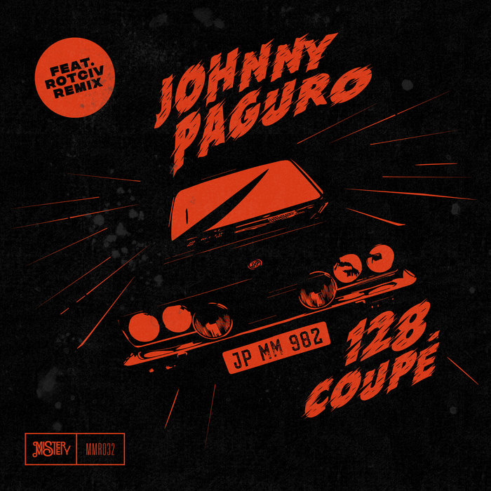 JOHNNY PAGURO - 128 Coupe
