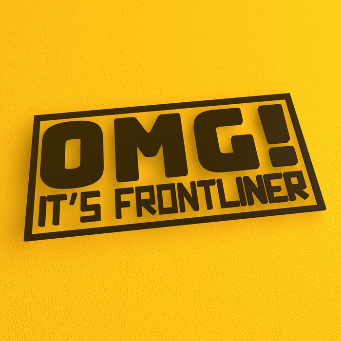FRONTLINER feat ALISA FEDELE - For You