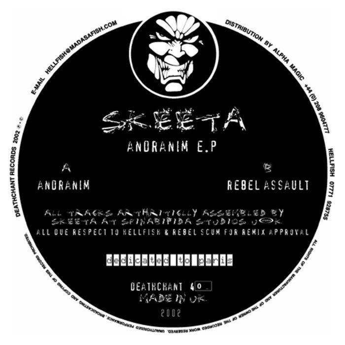 SKEETA - Andranim EP