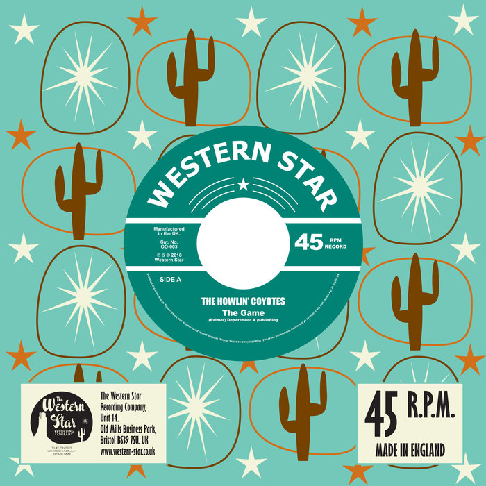 THE HOWLIN' COYOTES - The Game