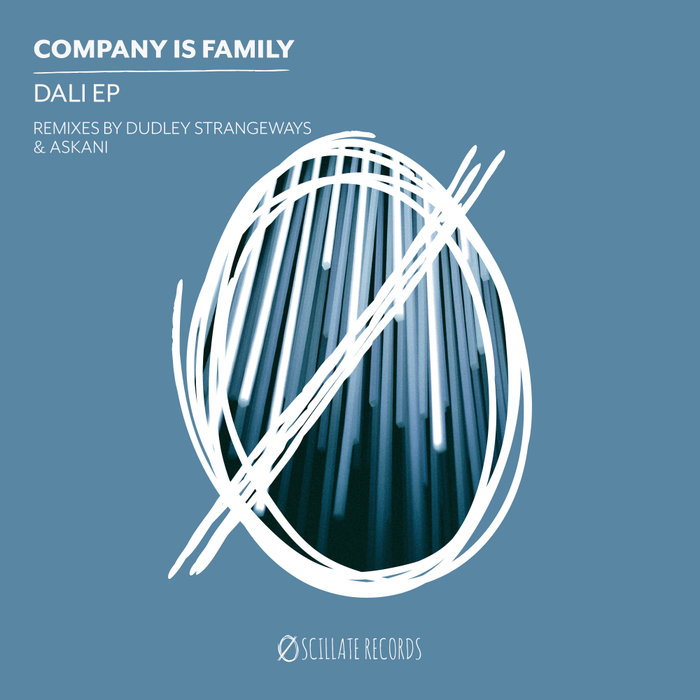 COMPANY IS FAMILY - Dali EP