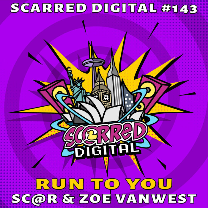 SC@R & ZOE VANWEST - Run To You