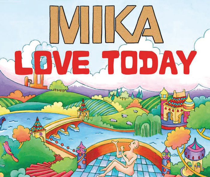 MIKA - Love Today (UK 2Trk ESingle)