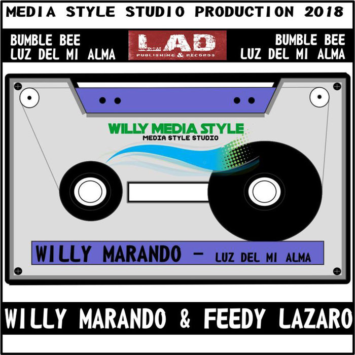 WILLY MARANDO/FEEDY LAZARO - Luz Del Mi Alma