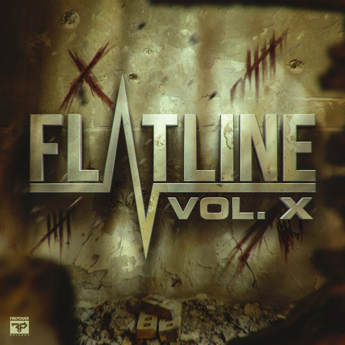 JPHELPZ/DJ BL3ND/RETTCHIT/NATO FEELZ/CHIME/JARVIS/REKOIL - Flatline Vol X (Explicit)
