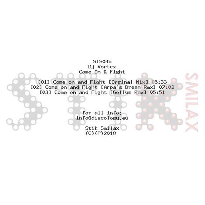 DJ VORTEX - Come On & Fight
