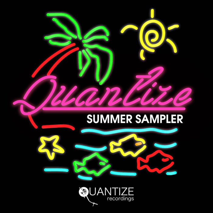 VARIOUS - Quantize Summer Sampler 2018