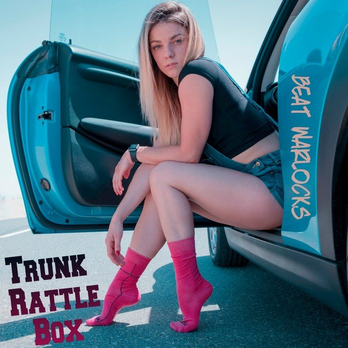 BEAT WARLOCKS - Trunk Rattle Box