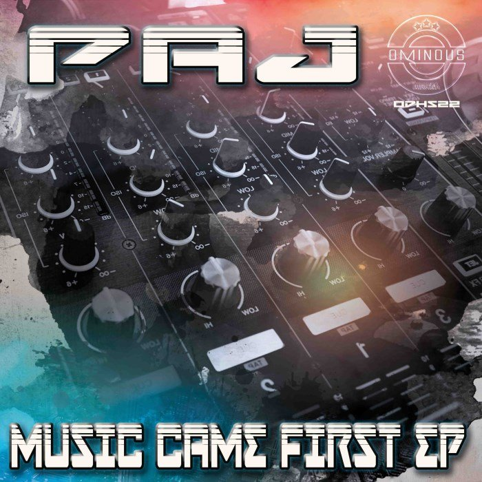 PAJ - Music Came First EP
