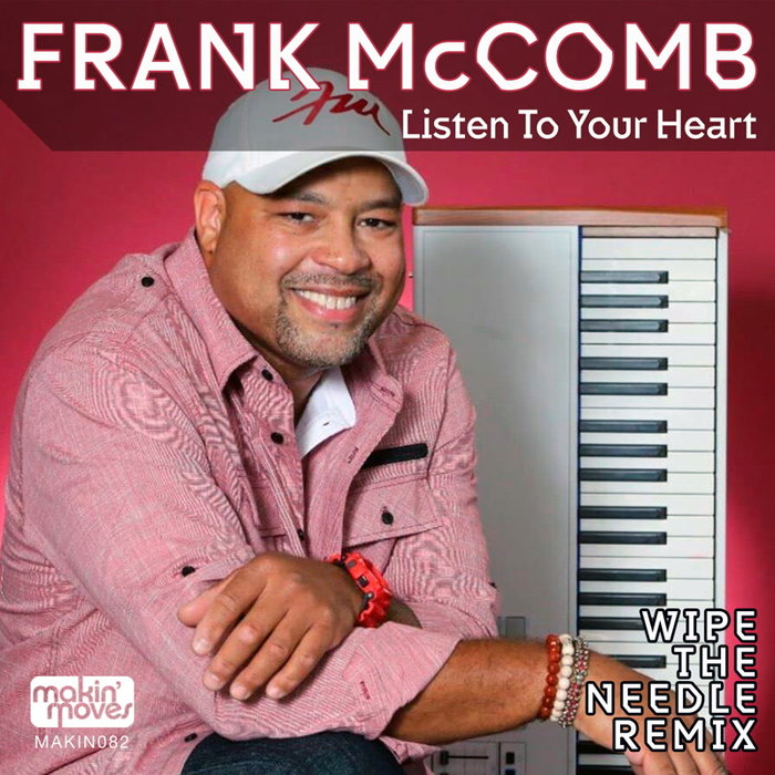 FRANK MCCOMB - Listen To Your Heart