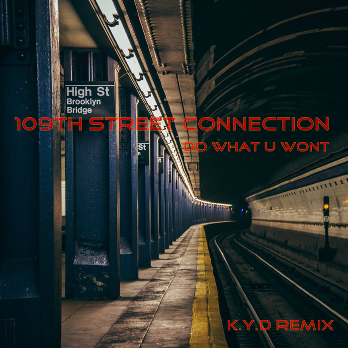 109TH STREET CONNECTION - Do What You Want