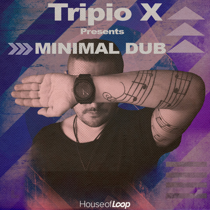 TRIPIO X - Minimal Dub (Sample Pack WAV)