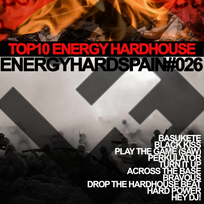 VARIOUS - Top10 Energy HardHouse