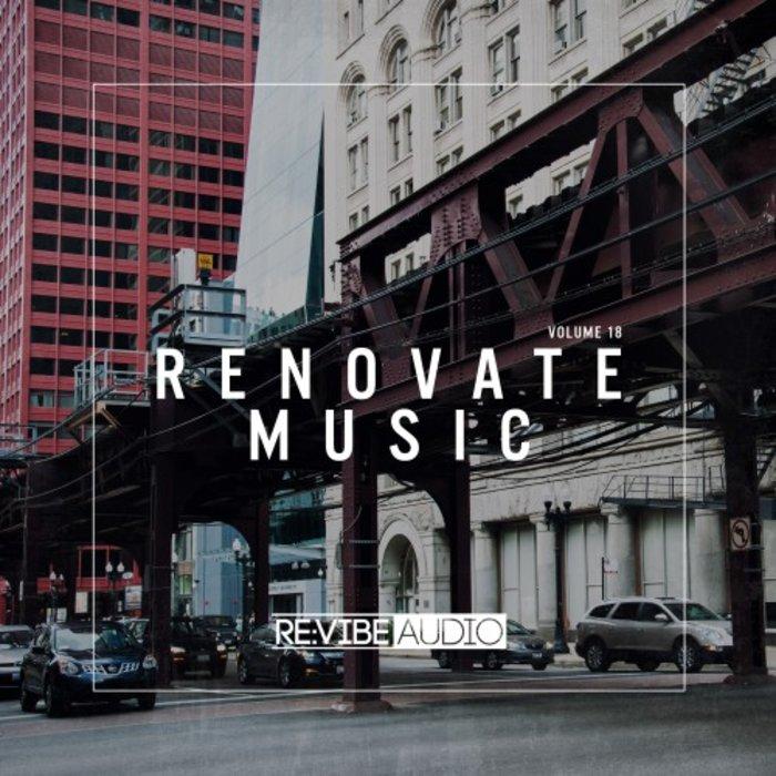 VARIOUS - Renovate Music Vol 18