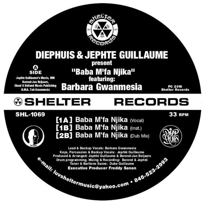 DIEPHUIS/JEPHTE GUILLAUME & BARBARA GWANMESIA - Baba M'fa Njika