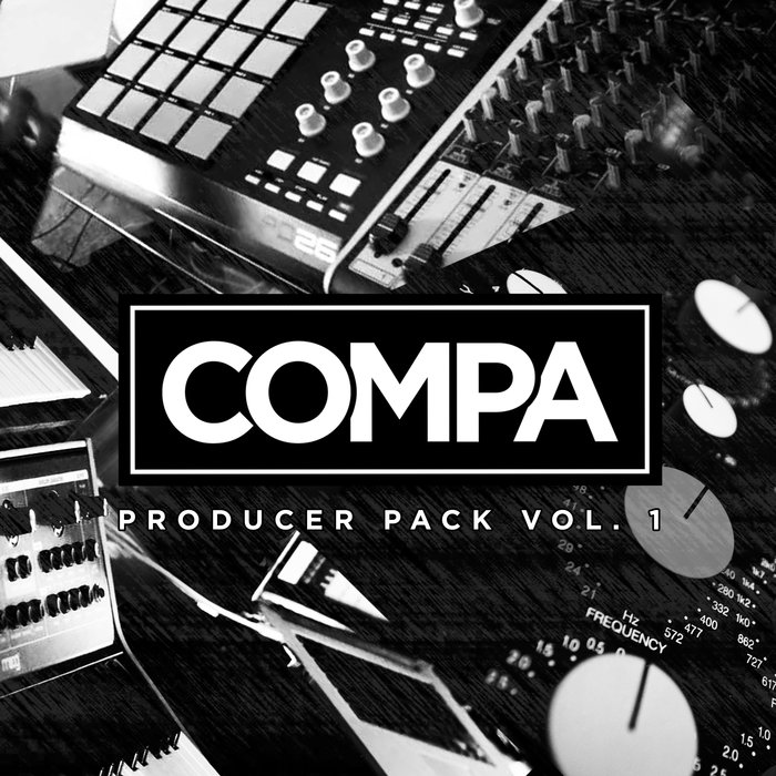 COMPA - Compa Producer Pack Vol 1 (Sample Pack WAV)