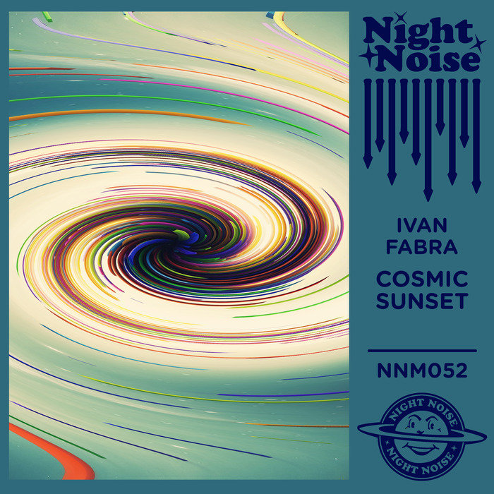 IVAN FABRA - Cosmic Sunset