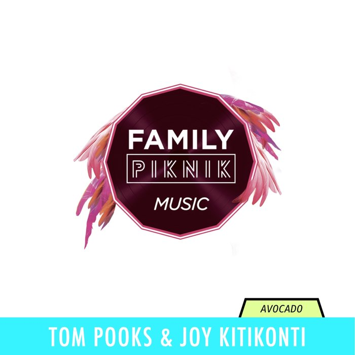 TOM POOKS/JOY KITIKONTI - Avocado