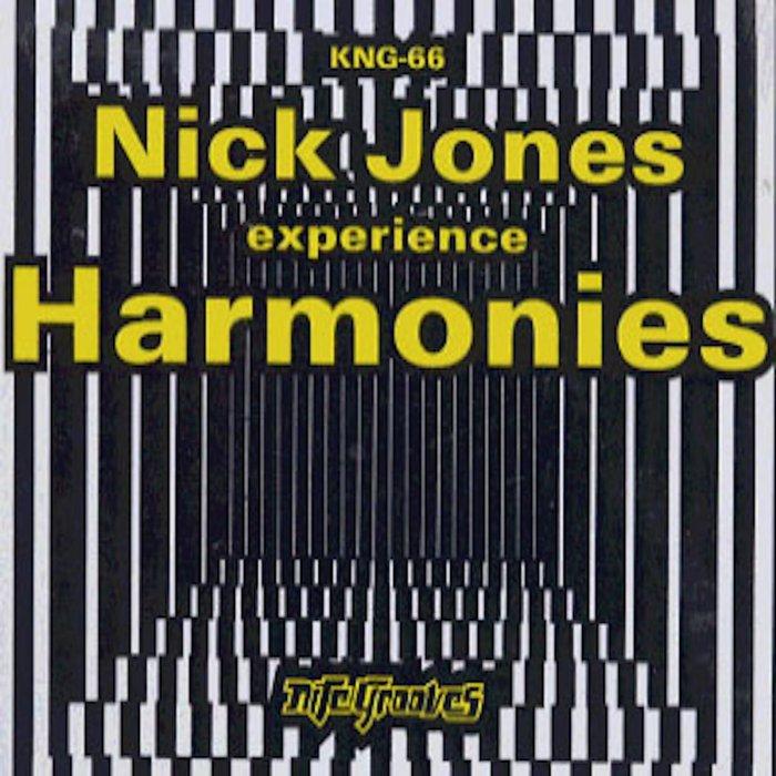 NICK JONES EXPERIENCE - Harmonies