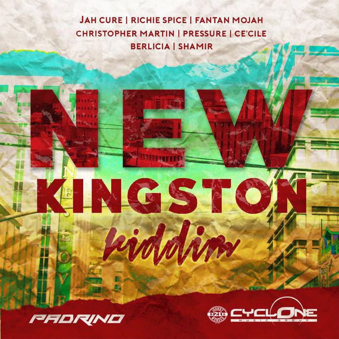 VARIOUS - New Kingston Riddim