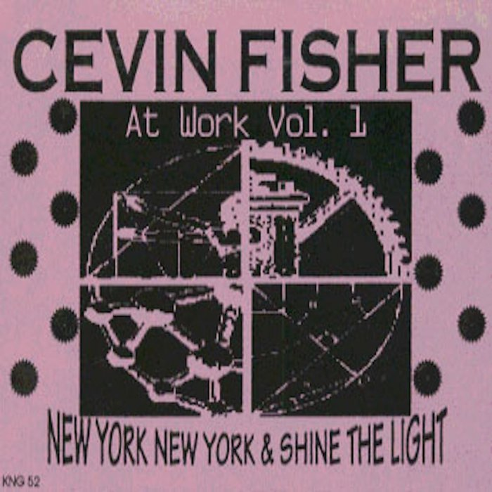 CEVIN FISHER - At Work Vol 1