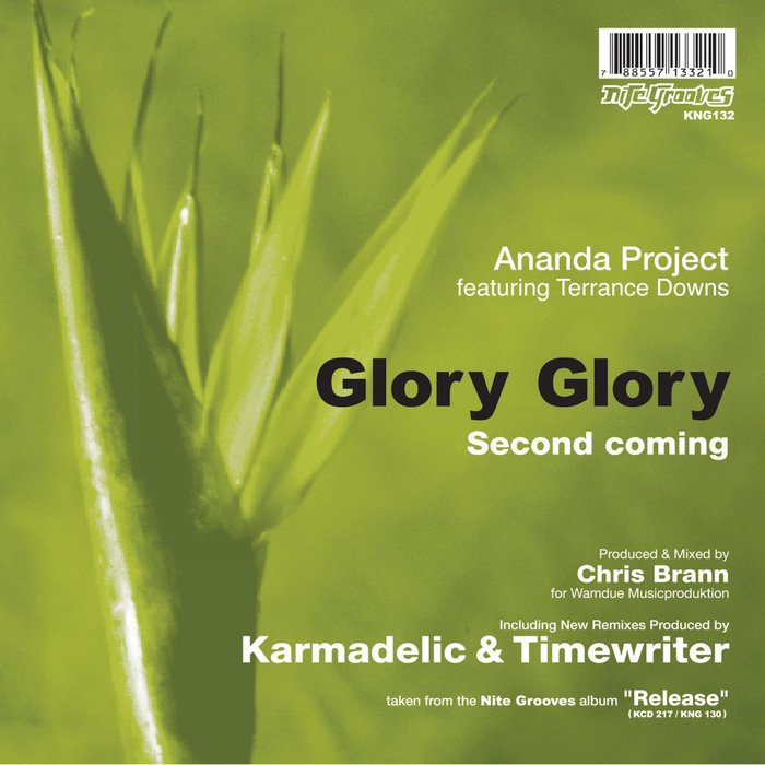 ANANDA PROJECT - Glory Glory: Second Coming