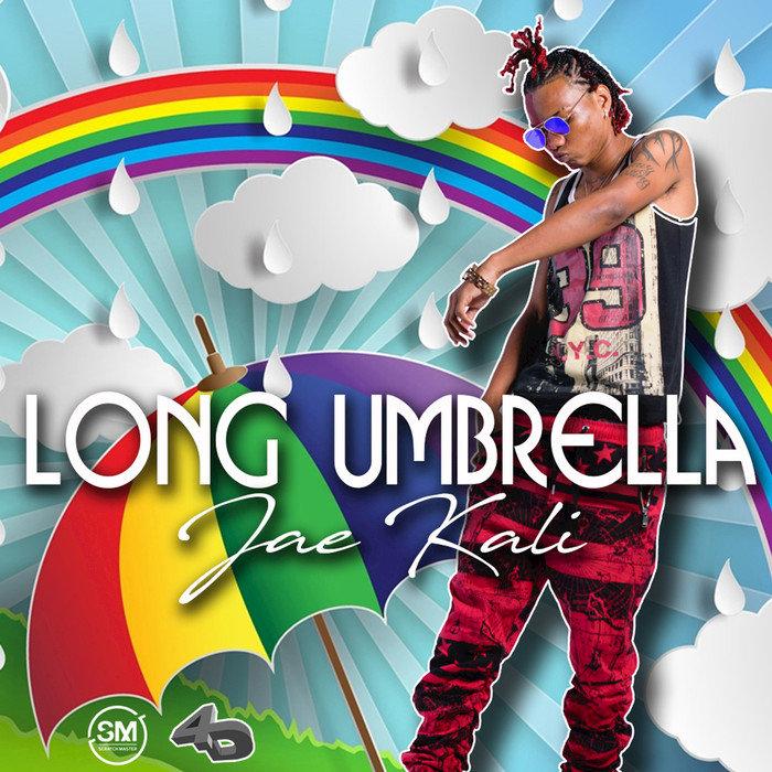 JAE KALI/4TH DIMENSION PRODUCTIONS - Long Umbrella