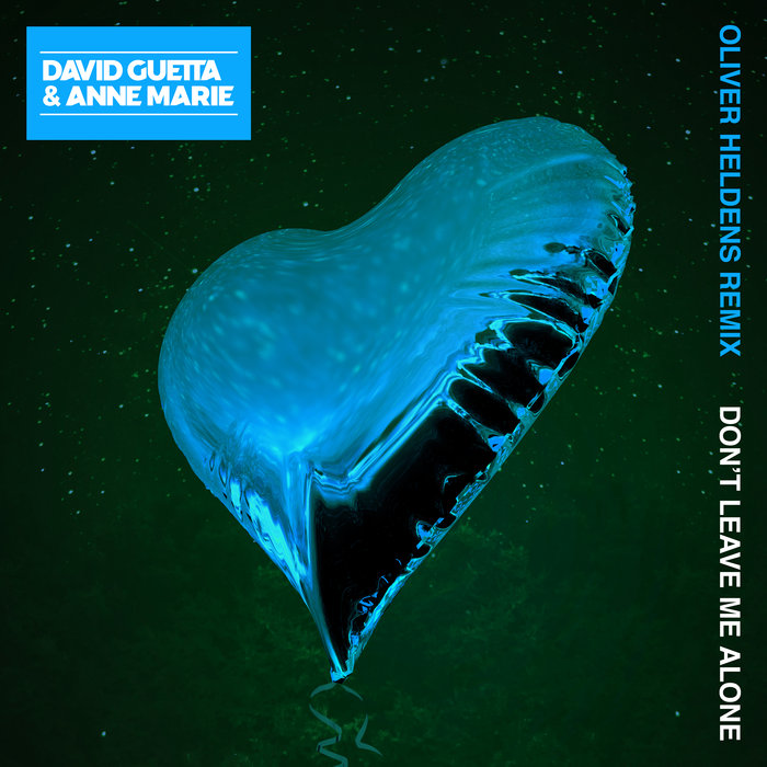 DAVID GUETTA feat ANNE-MARIE - Don't Leave Me Alone