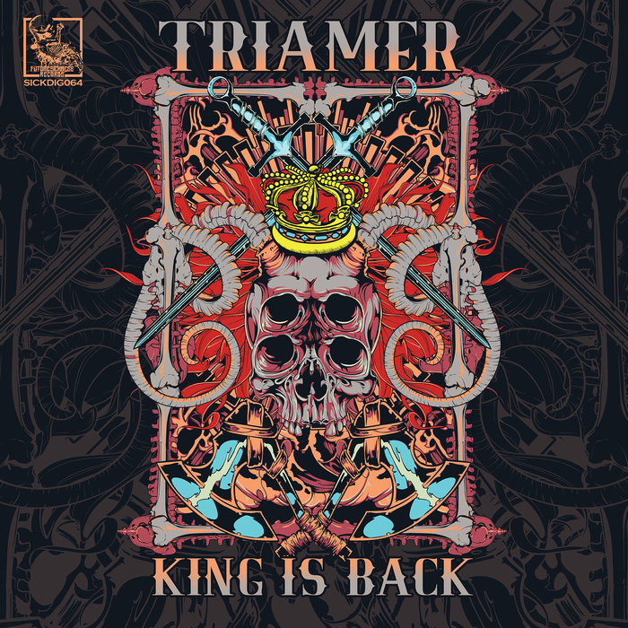 TRIAMER - King Is Back EP