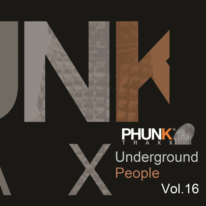 VARIOUS - Underground People Vol 16