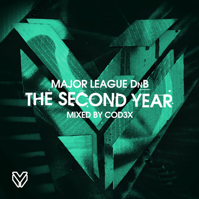COD3/VARIOUS - The Second Year (unmixed tracks)