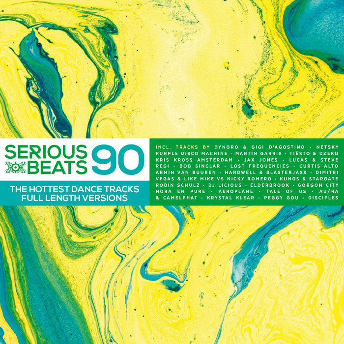 VARIOUS - Serious Beats 90