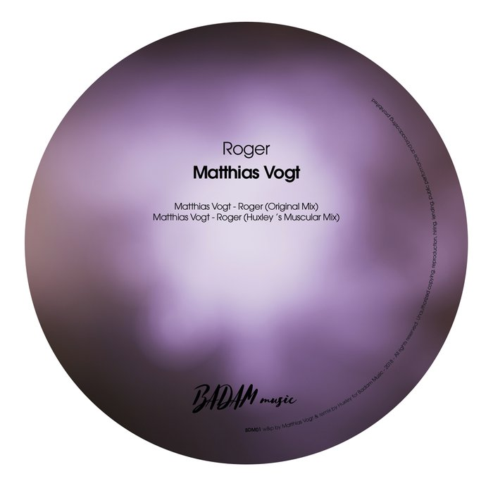 MATTHIAS VOGT - Roger