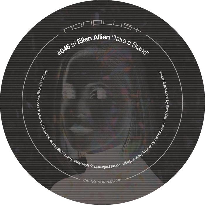 ELLEN ALLIEN - Take A Stand