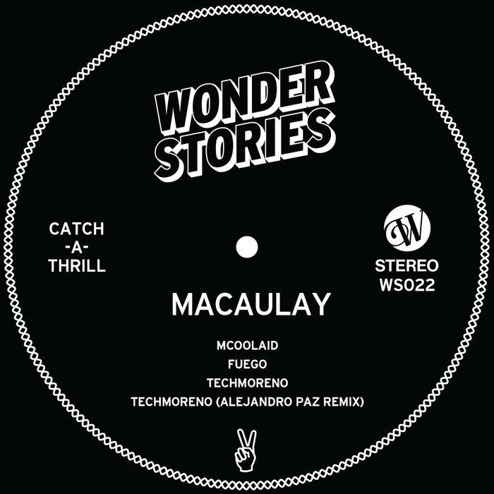 MACAULAY - Mcoolaid EP