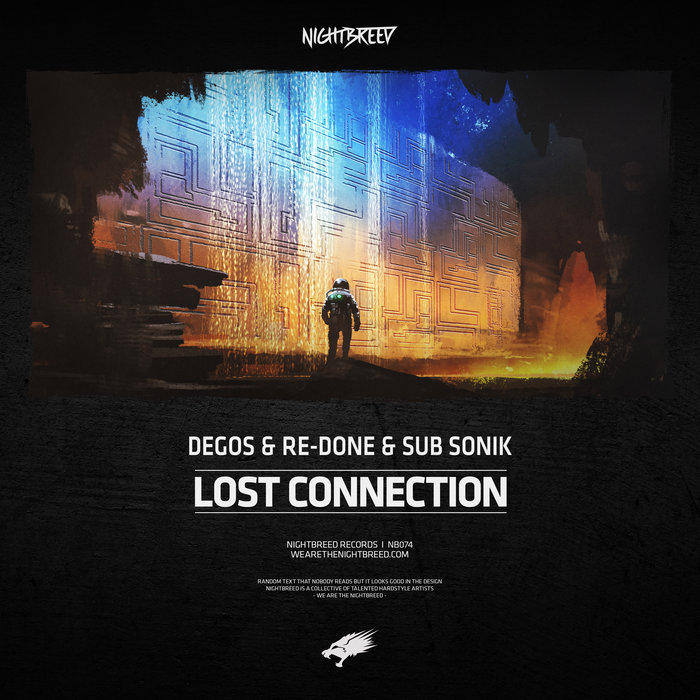 DEGOS & RE-DONE & SUB SONIK - Lost Connection
